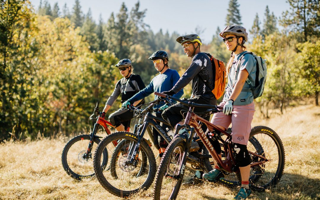 Tips for Beginner (Kids) Mountain Bikers