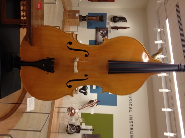 In Phoenix, an amazing museum of musical instruments
