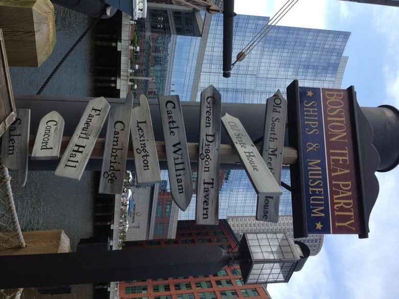 Centuries of history at the Boston Tea Party Museum