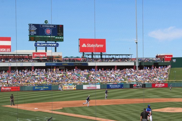 Off the rails and trails in Arizona for Cubs Spring training