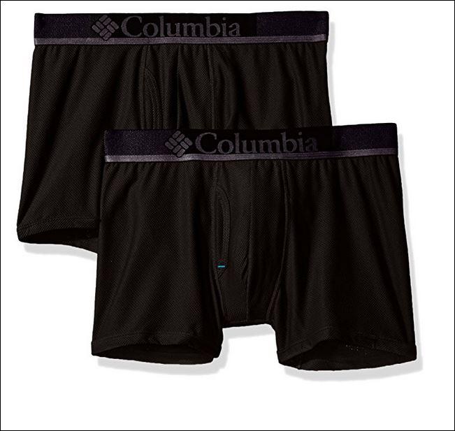 Quick wash and dry travel underwear