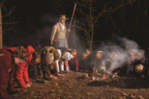 Conner Prairie Underground Railroad tour