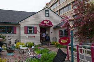Copper Whale Inn in Anchorage