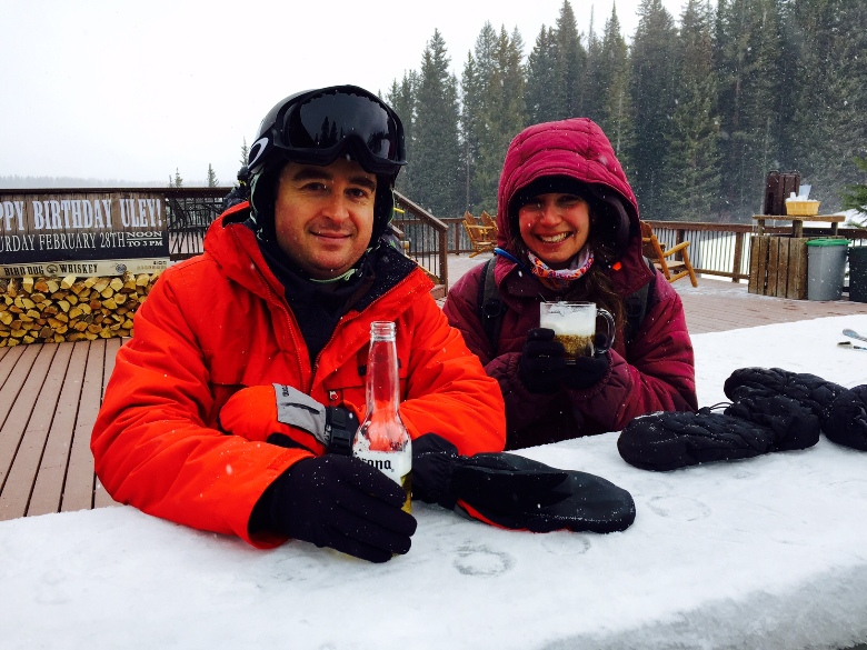 Tapping his inner rebel at Crested Butte Mountain Resort