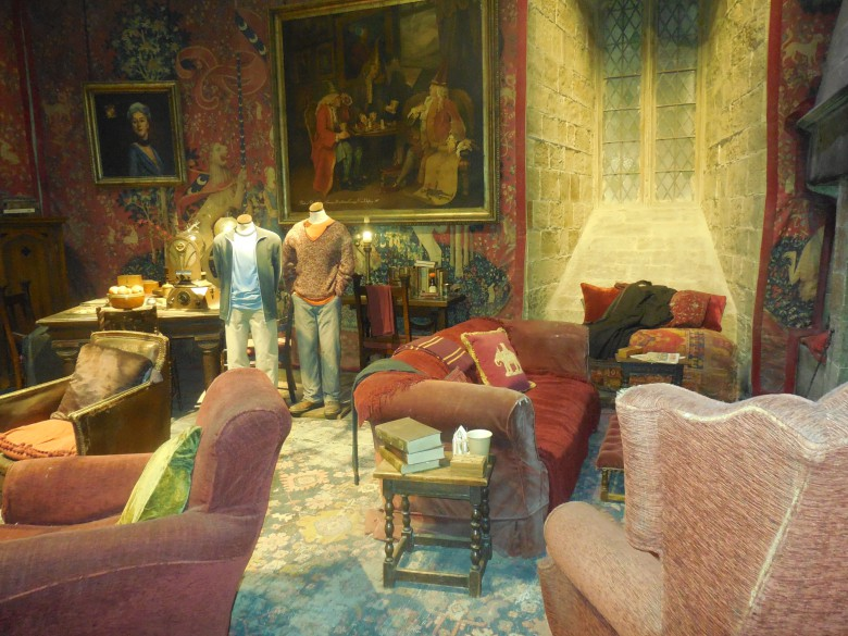 The Gryffinder common room