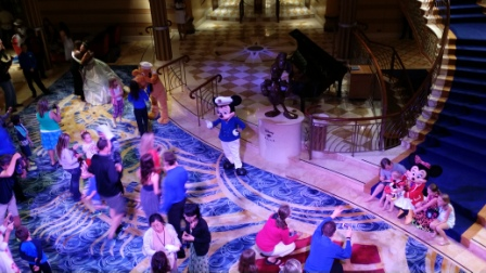 Disney Dream is the happiest place on the high seas