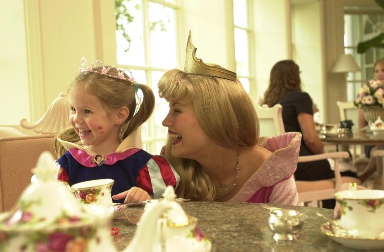 Disney Princess breakfast