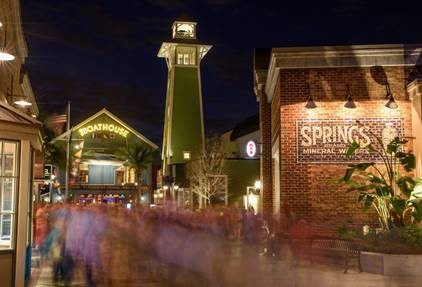 Rebranded and Vibrant – Disney Springs!