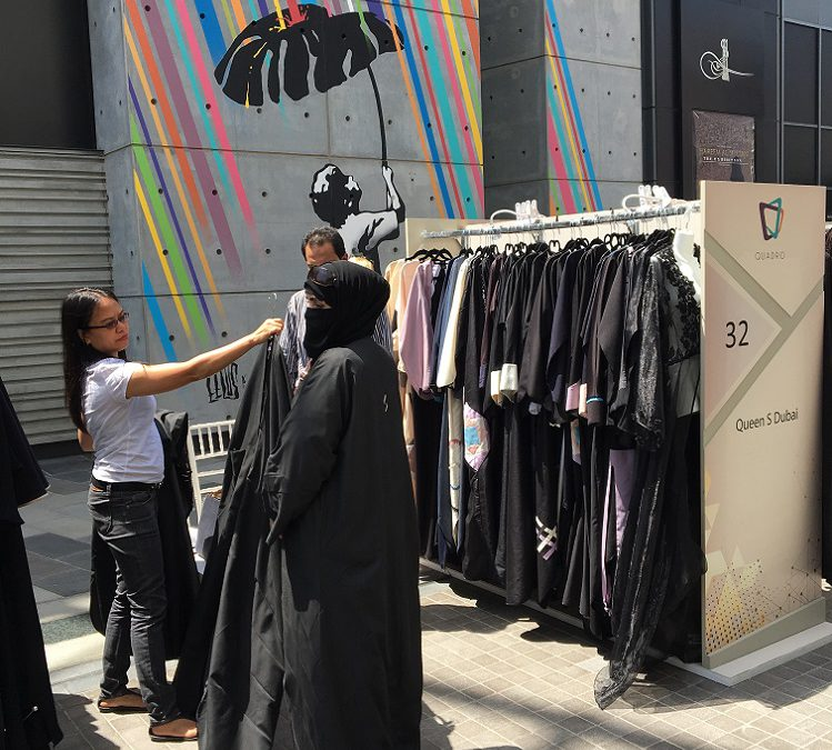 A mixture of Bedouin tradition and modern: Dubai