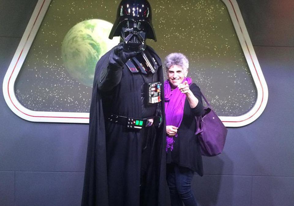 Taking the Kids to a galaxy far, far away … with Disney