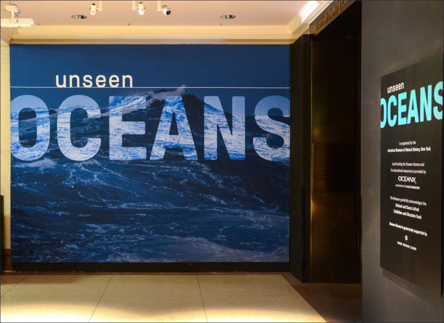 Seeing the Unseen Oceans at the American Museum of Natural History