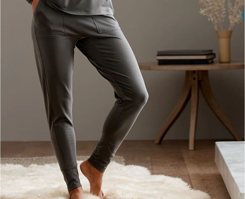 The most comfortable travel PJs ever