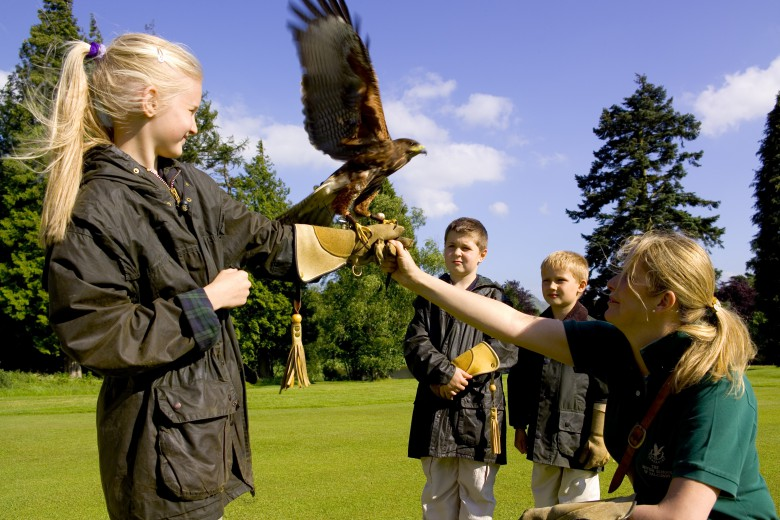 Gleneagles: a world-famous golf resort, now family friendly
