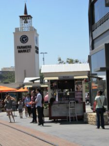 Farmers Market is ideal stop for lunch in Los Angeles