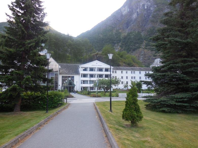 Fretheim Hotel in Flam Norway