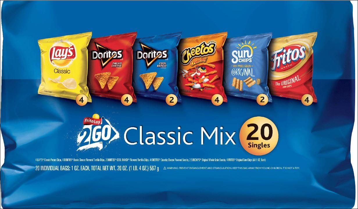 Frito Lay Classic Mix