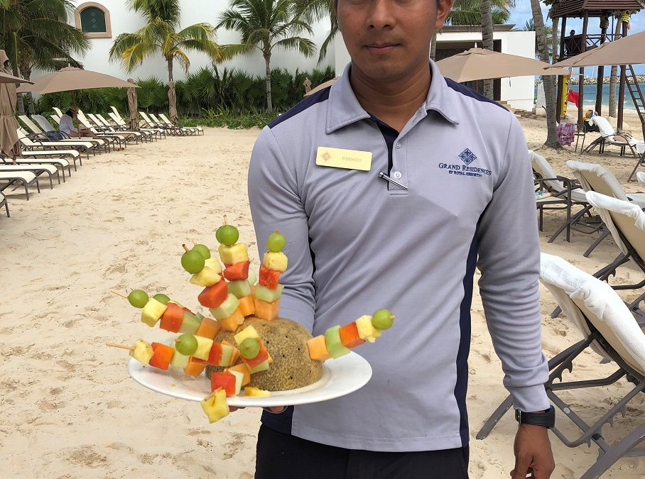 Calling all foodies – all-inclusives are no longer about buffet lines