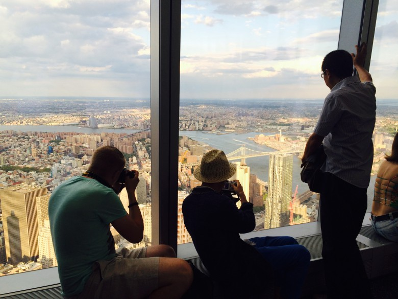 The new One World Observatory in New York – breathtaking