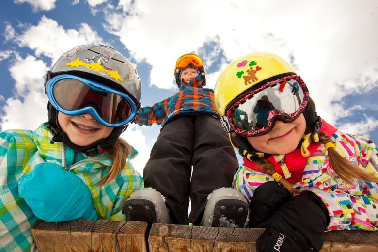 Kid tips for hitting the slopes for Learn to Ski and Snowboard Month