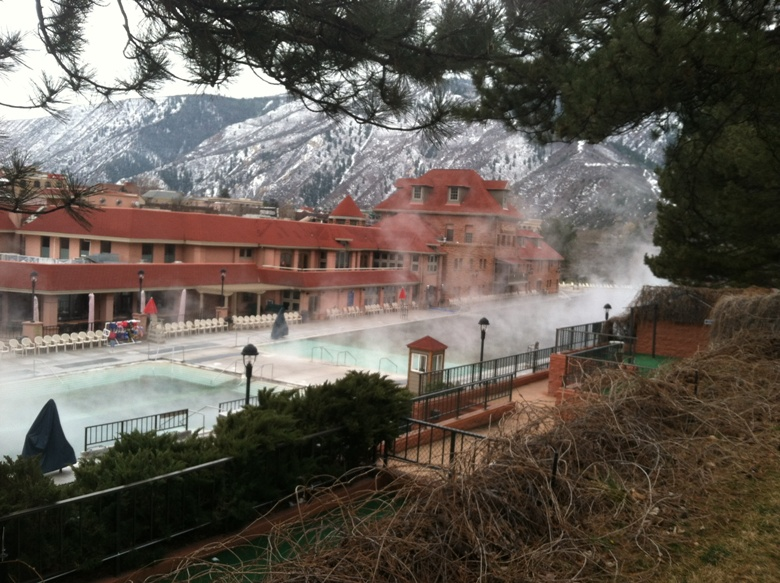 Skiing and Soaking at Sunlight Mountain and Glenwood Springs