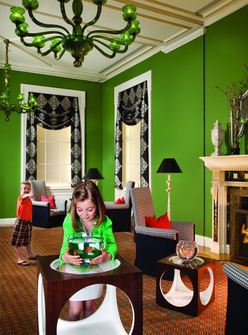 Boutique Hotel Chains are stepping up their family offerings