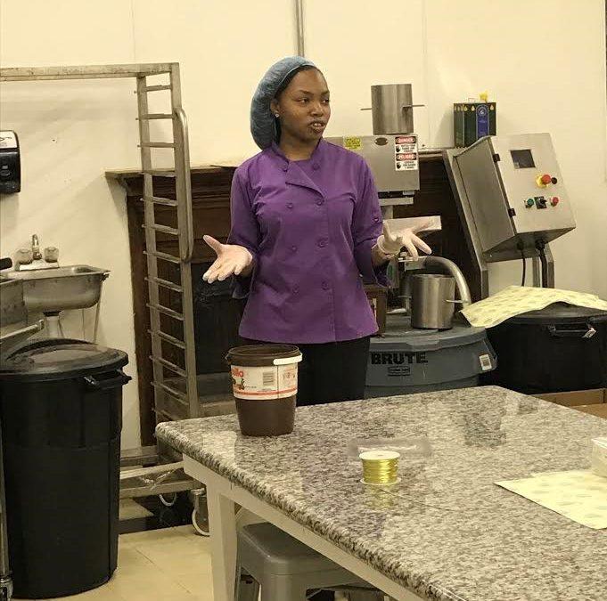 Visiting the interactive Graycliff Chocolatier Factory