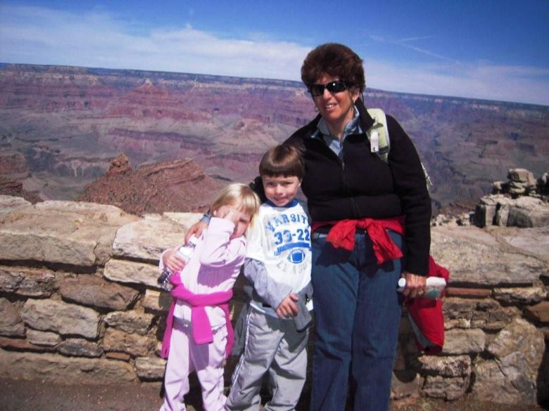 Visiting the Grandest of Canyons with young kids