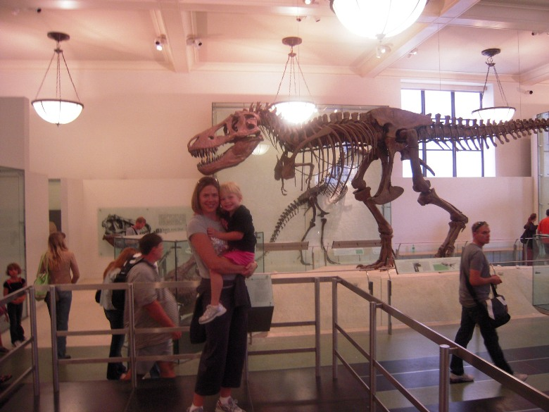 Yes, those museum trips with your kids pay off
