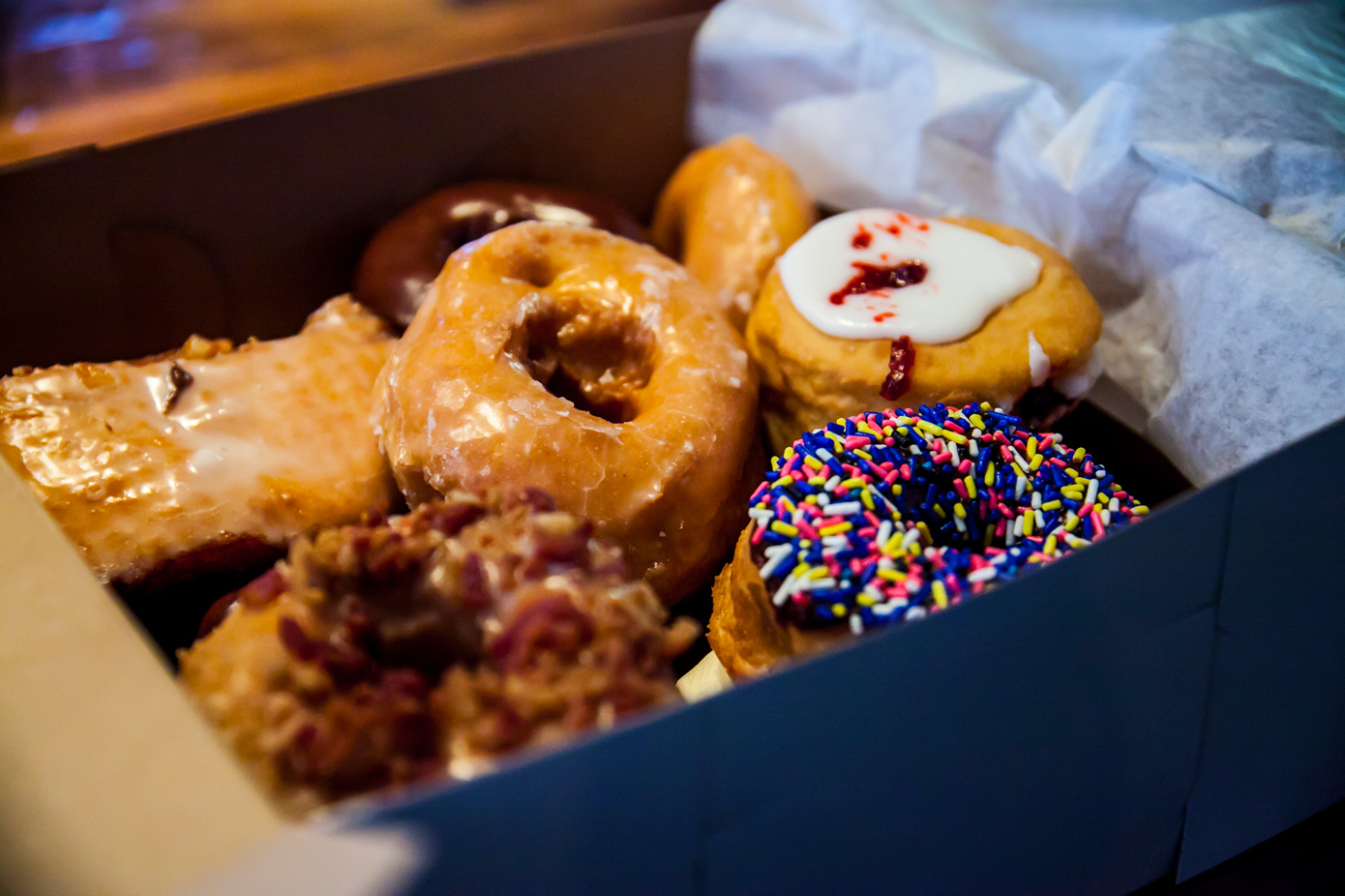 Holtman's Donuts, Over-the-Rhine