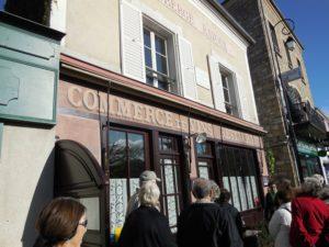 Hotel where Vincent Van Gogh spent his last days