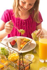 Hyatt Top Your Own Taco for Kids