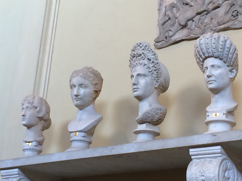 Scavenger Hunt in the Vatican Museums? You bet!