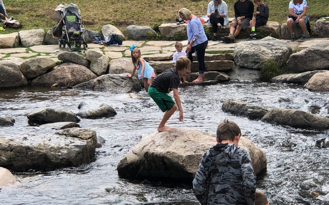 Kids find a lot of bragging rights in summer in Breckenridge CO