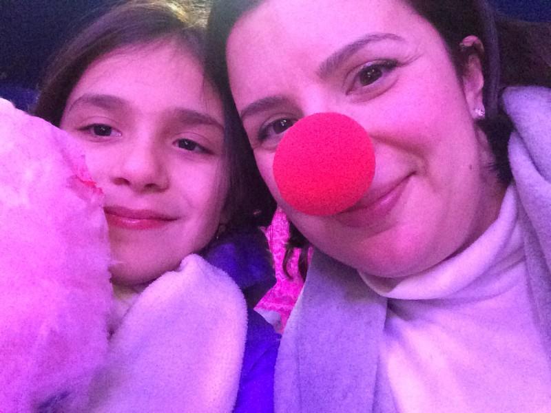 Warm Up Under The Big Top – Big Apple Circus