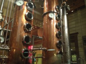 Inside the High West Distillery and Saloon in Park City
