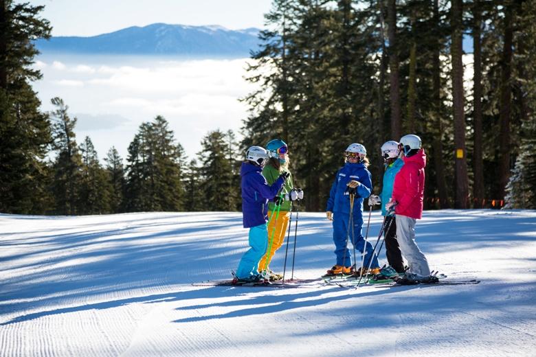 At Northstar CA, moms get pampered with special ski progam