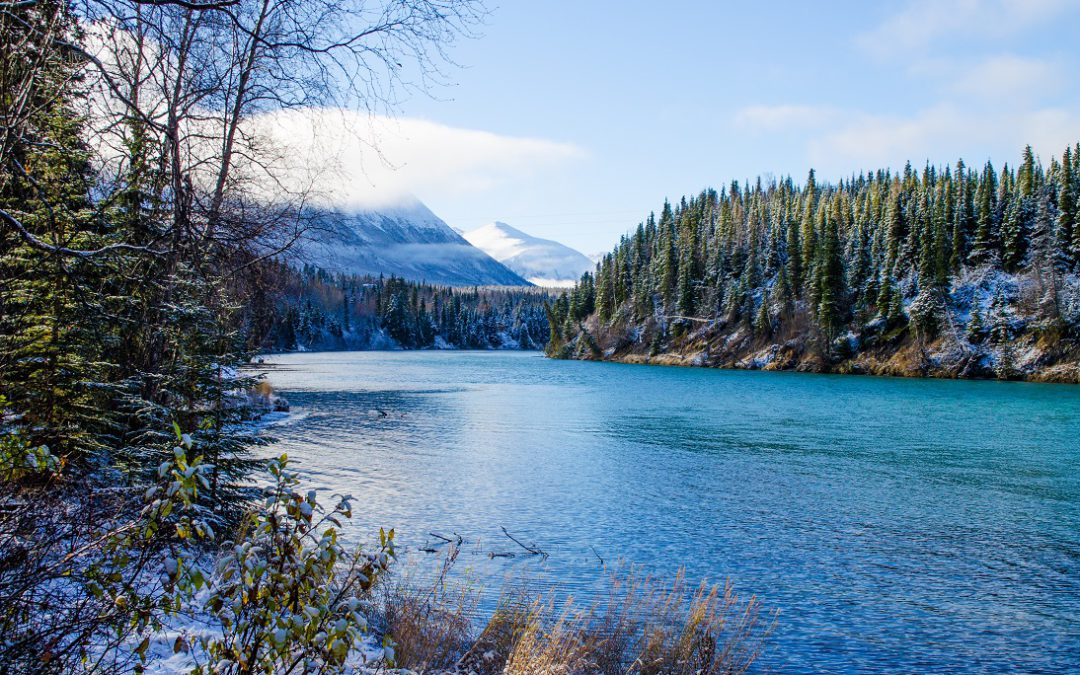 Thinking about adventures past and to come — in Alaska