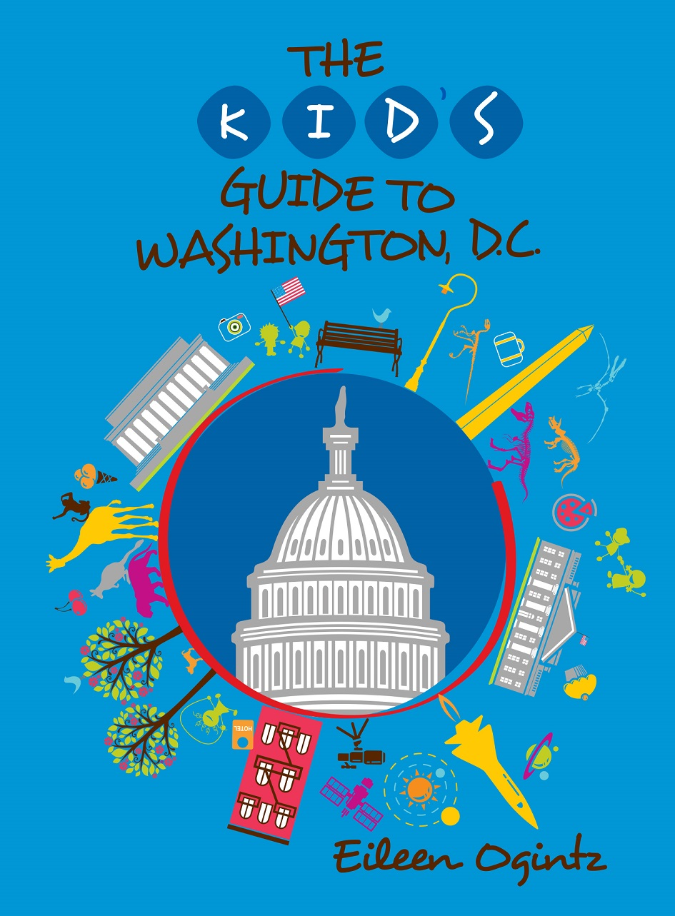 Just published - The Kids Guide to Washington DC - second edition