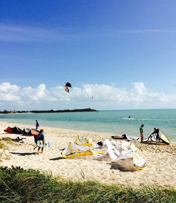 Day 3 in Turks and Caicos:  bonefishing and a sunset cruise