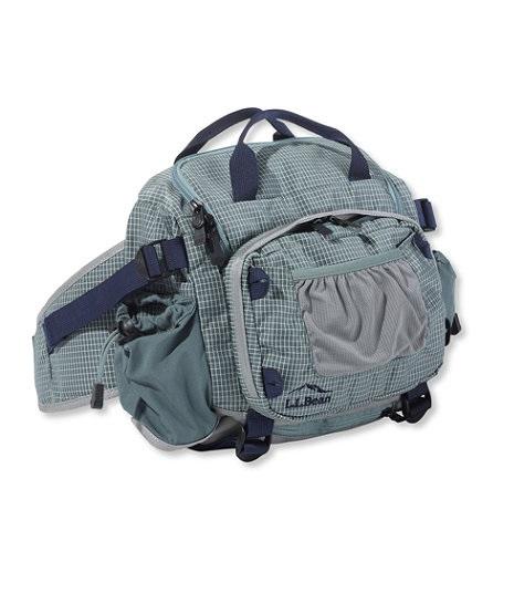 LL Bean Day Trekker Waist Pack