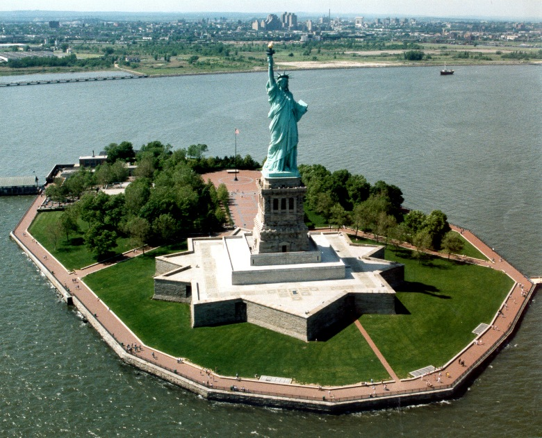 Lady Liberty is reopening July 4 after cleanup from Hurricane Sandy