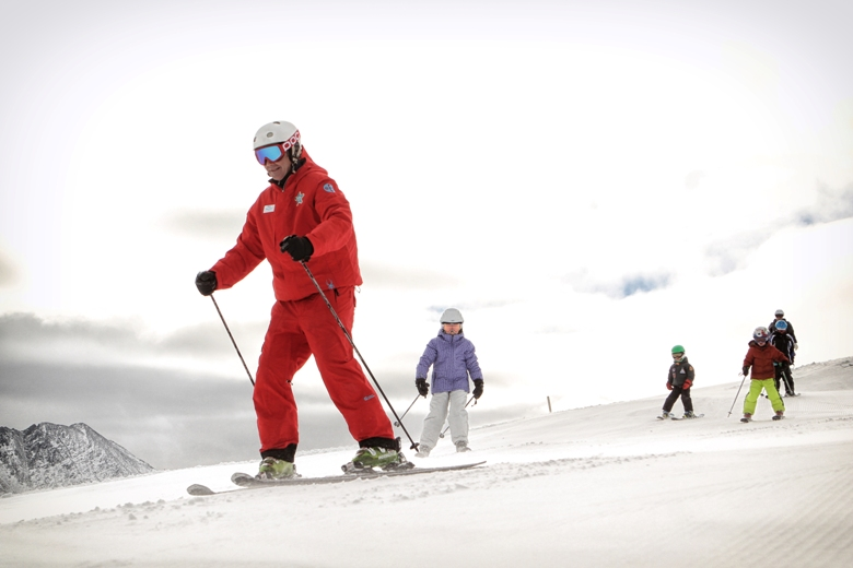 Learning a snow sport — more than just fun in the snow