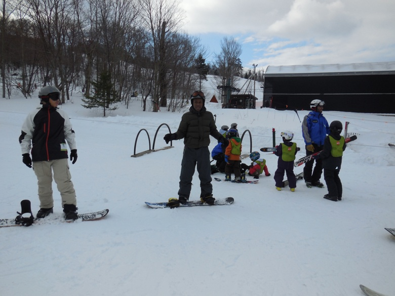 Back to Bolton Valley with the ABC boys — many lessons learned