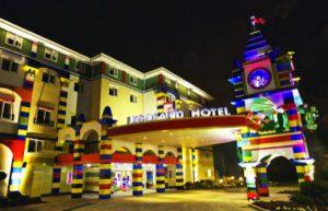 The new LEGOLAND Hotel in Carlsbad CA