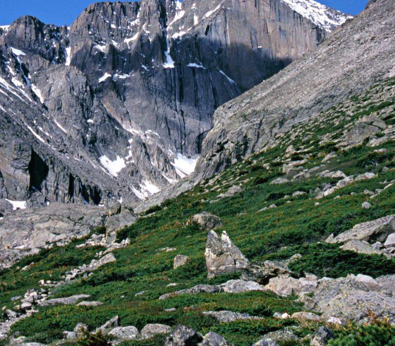 To Rocky Mountain National Park as it celebrates its centennial