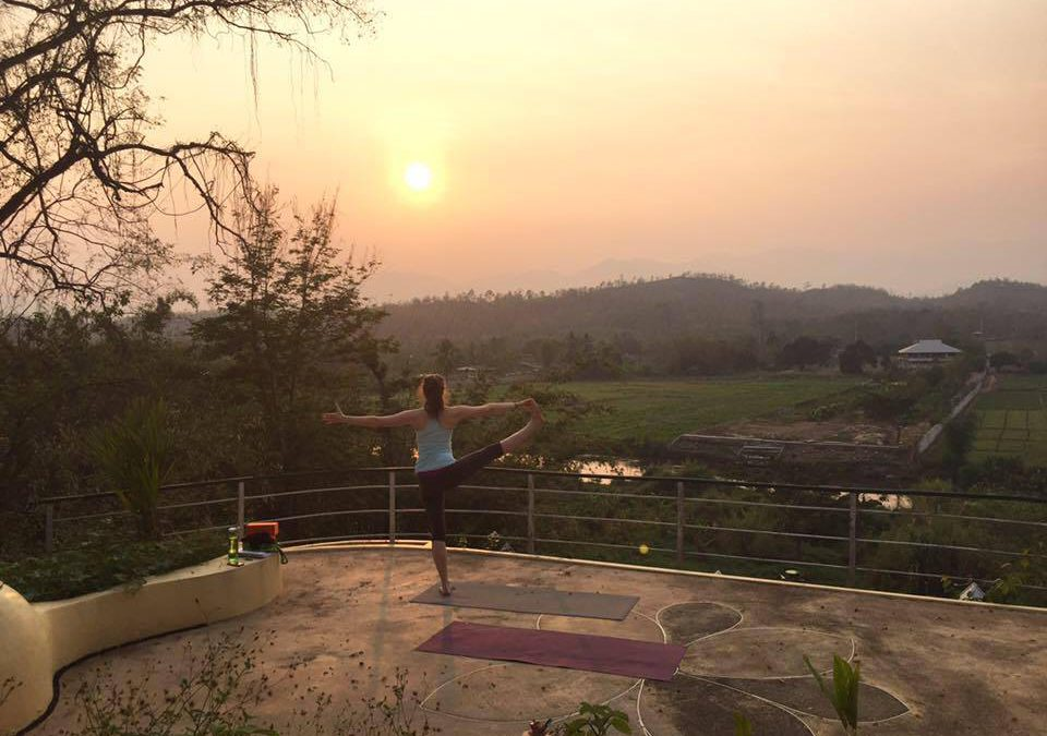 A Mother-Daughter Yoga Retreat To Kripalu in the Berkshires