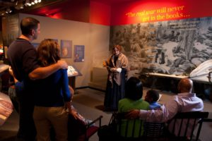 Maryland Historical Society Living History