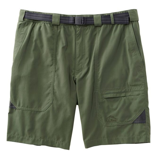 These L.L.Bean shorts and tops are well suited in or out of the water (or the gym)