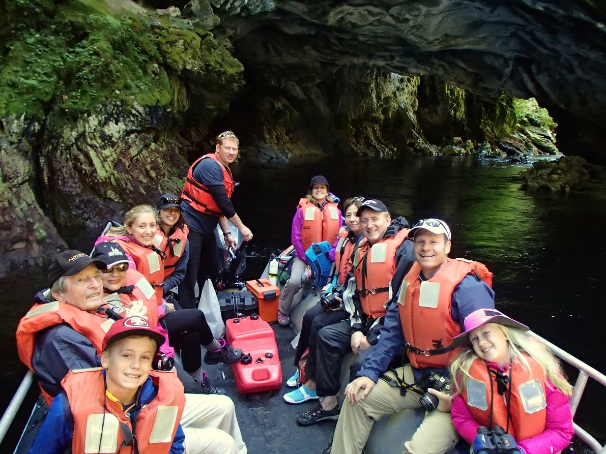 More and more intrepid and active families, including multi-generations traveling together, are discovering how to immerse themselves into the real experience of Alaska's wilderness