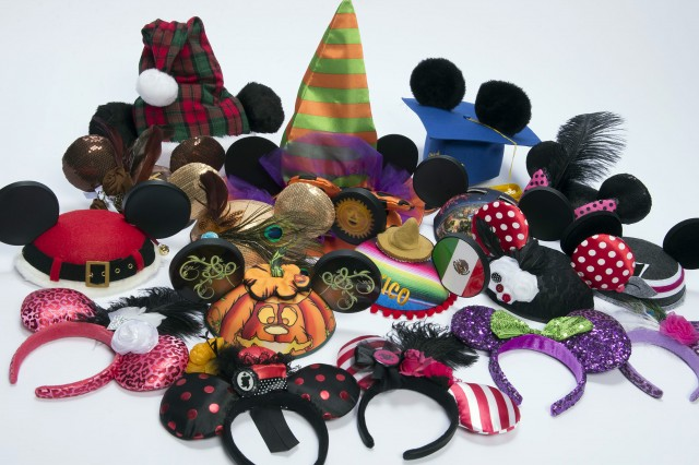 Ears and more ears at Disney